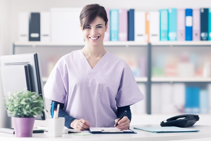 health information management roles and responsibilities